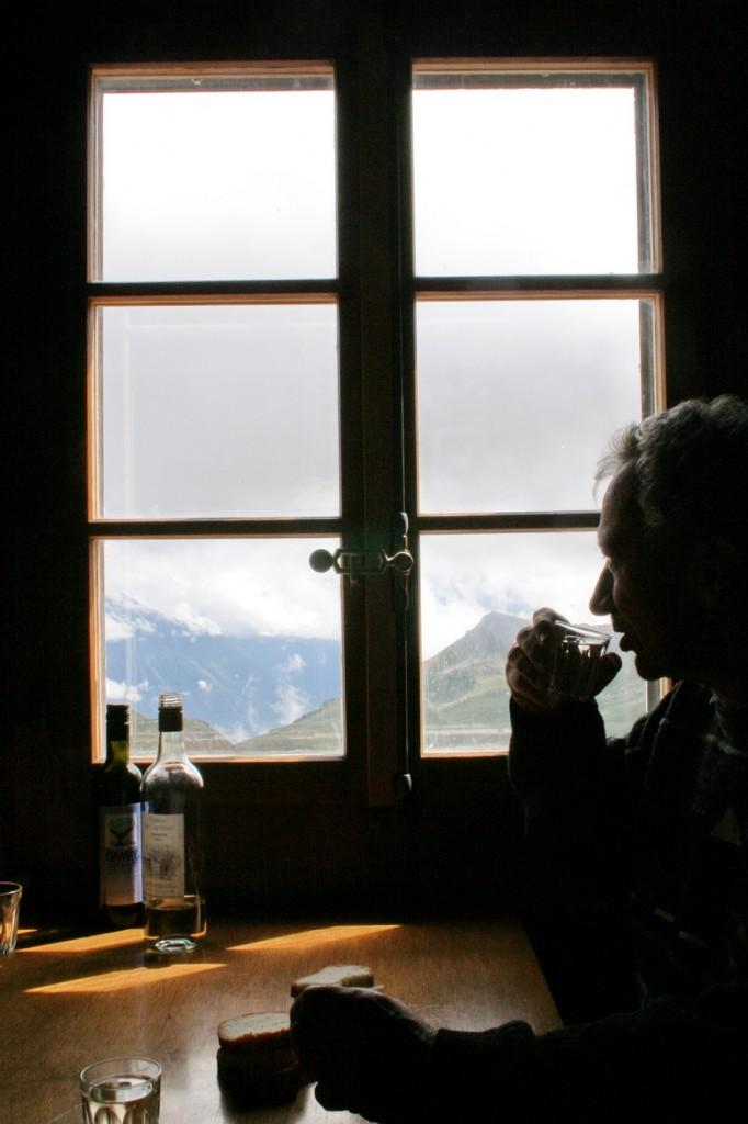 Jour de mauvais temps au f nestral josy taramarcaz Fenetre jour de souffrance