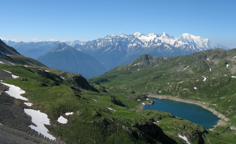 Mont Blanc (29 juin, 10h04)