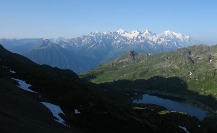 Mont Blanc (2 juillet, 8h03)