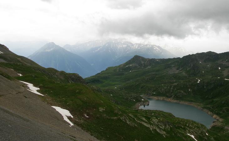 Mont Blanc (3 juillet, 12h45)