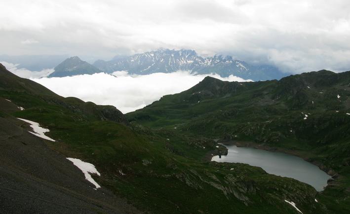 Mont Blanc (3 juillet, 19h13)